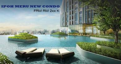 Ipoh new freehold condominium