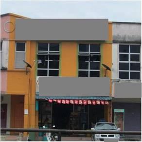 2 Sty Shop Office, Taman Gemilang, Jalan Tras, Bentong, Pahang 3520sf