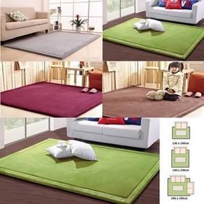 Tatami Carpet Floor Mat anti-slip Gebu size S M L