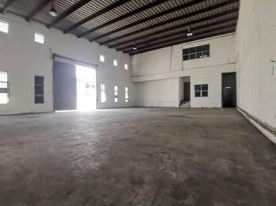 1.5 STOREY Semi D Factory / Warehouse nORTH pORT kLANG
