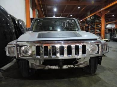 Hummer H3 Auto 2008 Engine Gearbox Body Part Cabin