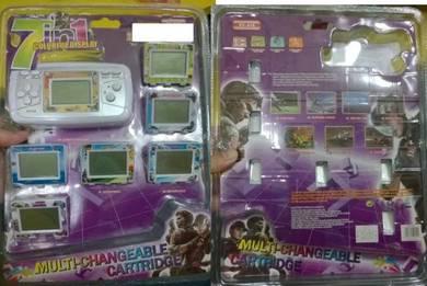 7 in 1 Digital Pocket Games (Mainan Komputer)