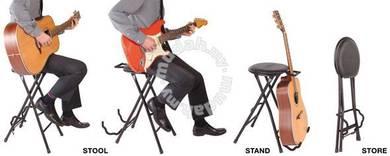KGS Guitarists Dual-Stool