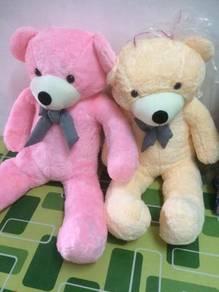 Teddy bear pelbagai warna dan saiz