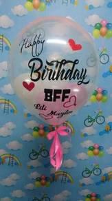 Helium Balloon- Signature balloon