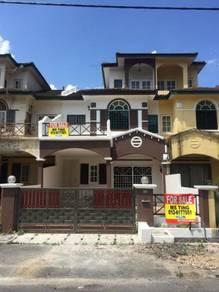 2 1/2 Storey, 5 Room Fully Reno House Pinggir Rapat, Gov Loan Welcome