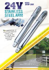 Stainless Steel Rusty Free Autogate