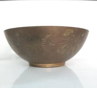 Antiques Brass Bowl