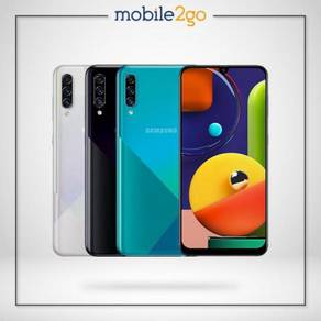 Samsung Galaxy A30S [64GB ROM/4GB RAM] MY Set