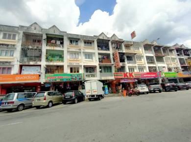 Pelaburan terbaik! Shop Apartment Bandar Baru Ampang