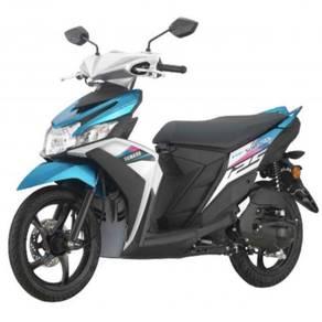 Yamaha ego solariz promosi cny deposit rendah