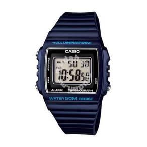 100% Original Casio Watch W-215H-2A