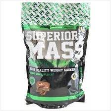 Superior mass naik muscle protein build muscle