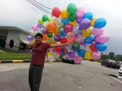 103) Bob helium balloon for all function