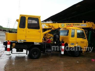 Mobile crane & Skylift Services