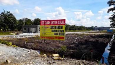 Lot Tanah STATUS BANGUNAN Berhampiran Maahad Tahfiz