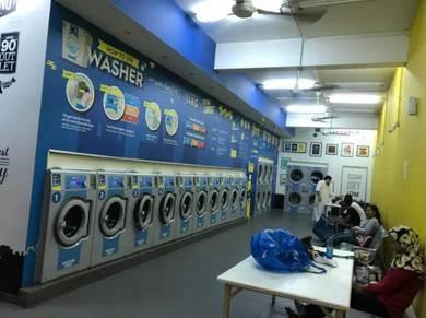Self service laundry / dobi layan diri