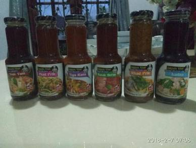 Paste Dapur Thai Aroy