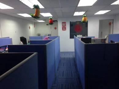 Office for rent cheras taman sri bahtera (same row t garden)