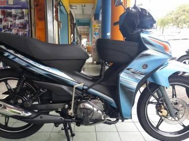 Yamaha Lagenda115zei Pastinya Gempak - Low Milaege