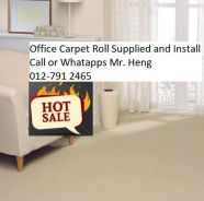HOToffer Modern Carpet Roll - With Install 35456ff