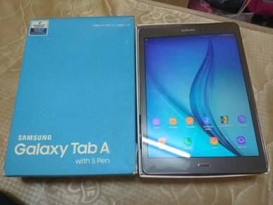Samsung Tab A with S pen 9.7
