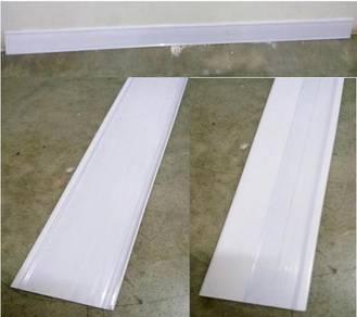4 Feet PVC Data Strip For Supermarket Shelves