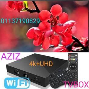 Malaysia EDITION 4K+UHD SUPER android tv box