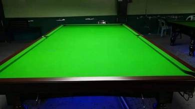 4 Snooker tables