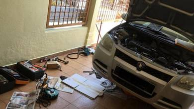 Service Repair dan Troubleshoot PROTON