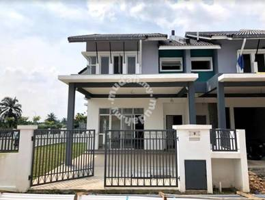 Shah Alam Completed soon Double Storey, Free LCD TV & Cash Rebate