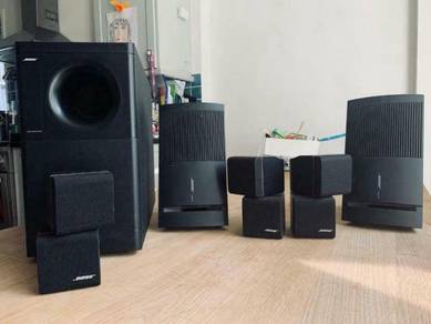 BOSE Acoustimas 7 Home Theater Speaker System