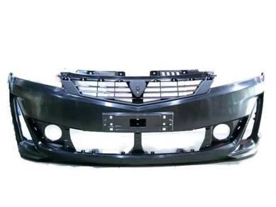 Bumper exora bold front material plastic pp