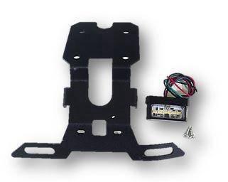 Plate holder Yamaha R15