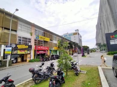 [FREEHOLD] 3 Storey Shop Office Urban 1 Taman Melawati melawati Mall