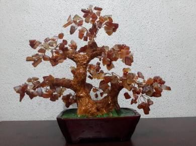 Agate Crystal Tree Bonsai
