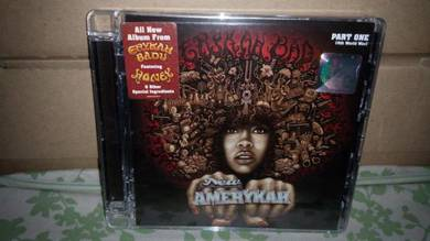 CD Erykah Badu - New Amerykah Part 1
