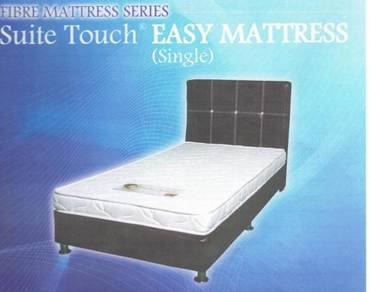New Leather Single Bed Divan