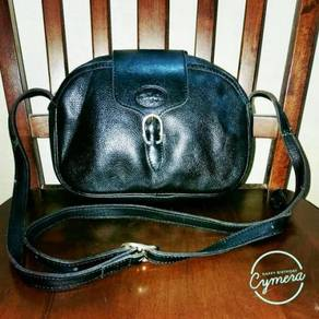 Sling Bag Leather Longchamp Paris