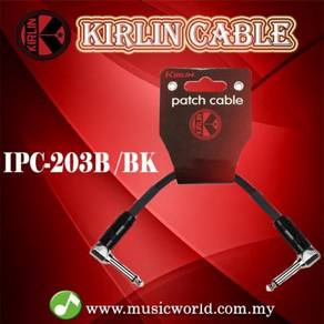 Guitar effect pedal cable kirlin