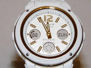 Watch - Casio BABY G BIG FACE BGA151-7B - ORIGINAL
