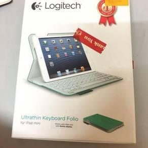Logitech bluetooth keyboard for ipad mini