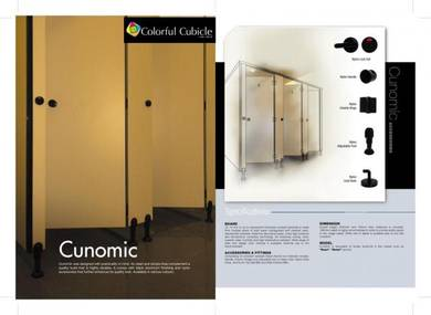 Toilet Cubicle - Colorful Cubicle Sdn Bhd