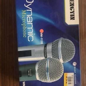 Wire mic