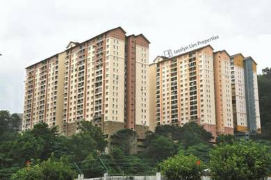 Selayang Lakeview Apartment for Rent