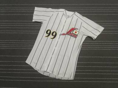 JAPAN 99 by MIZUNO baseball jerseys size xL
