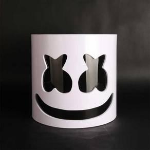 Halloween DJ dance dinner Marshmallow Mask