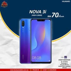 Huawei nova 3i [ 4 128gb ] New   gift