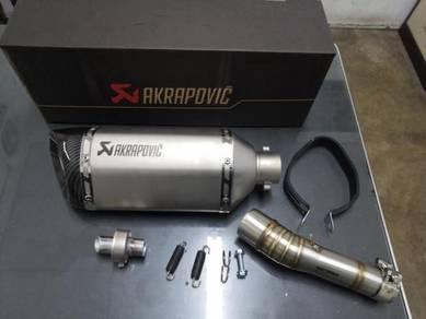Honda nc700 nc700x nc750 ekzos exhaust system