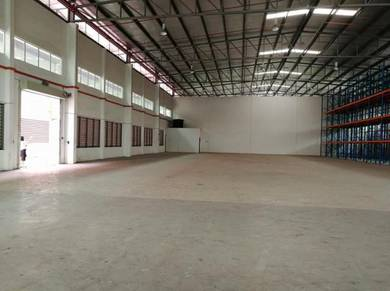Warehouse Factory Selesa Jaya, Taming Jaya Balakong